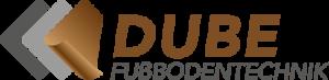 Logo DUBE Fußbodentechnik